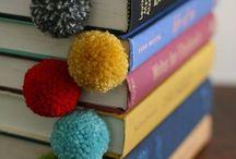 Bookmarks / by Elinor Beavan
