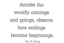 In Our End Is Our Beginning... / by Lynn Winchester