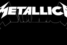 """Metallica / What can you say about a group named Metallica? Rock and Roll Hall of Famers, metal up your ass, LOUD LOUD LOUD...and some damn great music! A true rock group that has visibly evolved over the years...and that's a good thing...even with """"Lulu""""! / by Starland Seay"""