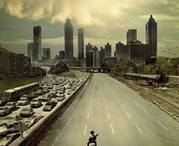 The walking Dead / by Kristina Rios