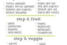 healthy food / by Lydia Brazelton