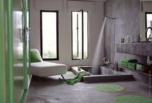 Home : Bathroom & Tub / by Hansol Kim