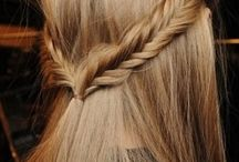 Hair/nails / by Nikki Wazbinski
