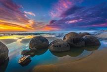 Moeraki boulders  / by Carmen