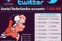 Social Media Twitter / by Maaike Gulden