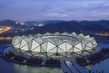 stadium ... / by Sammy Hendramianto