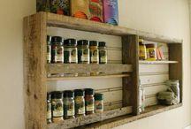 kitchen farmhouse chic / by Jenny Schmitt