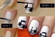 Nails! / by Kirsten Crum