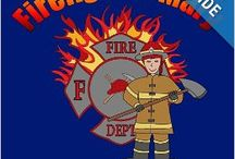 Books for Kids / by Denver Fire Department