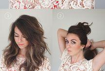 Hair / by Katie Buczkowski