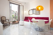 Barcelona Apartment Options / by Jay Baer