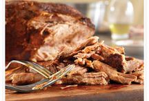 Plates of Pulled Pork / There is no such thing as too much pulled pork. / by Pork