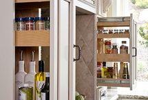 Kitchen decor ideas! / by Justine Leys