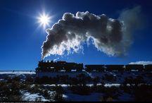 Nevada Northern Railway Steam 2-8-0 / by NV Northern