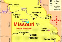 My MO / Living in Missouri  / by Debby Hawkins