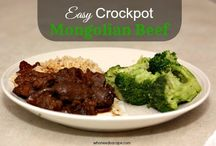 Crockpot Cooking / by Amanda Doyle