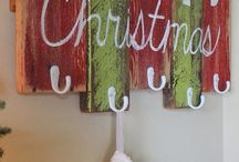 Holiday - Christmas- rustic / by Ginger Craig