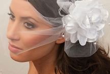 Our Veils and Headpieces / The Wedding Loft  Full Service Bridal Boutique and Wedding Planning  www.jacksonvilleweddingloft.com / by The Wedding Loft Bridal Boutique and Wedding Planning