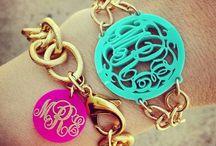 Jewelry - Monogrammed / by MyCustomCase