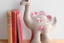 Plush Toys & Dolls / by Rach