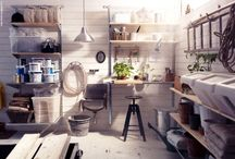 Garage / by Amy Millard