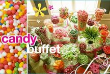 Candy bar / by Debra Adams