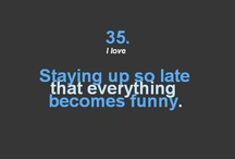 """""""Quotes"""" and things.. / funny, inspiring, random...all """"quotes"""" and things i find that catch my attention. hope ya'll enjoy them too:) / by Brittany Loness"""