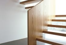 Stairs / by Wilfred Kalf