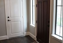 Entryway / by Kate Sunstrom