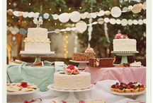 Cakes / by Katee Forbis