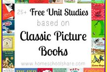 Home School - Literature / Home School Literature / by Danyel Beach
