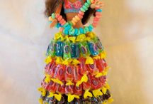 Candy Girl Treats possibles / candy Bouquets / by Audrey Dittrick