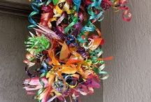 Crafts - Recycled (plastic, metal, cardboard, wood, etc) / by Geri Johnson