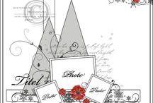 Scrapbook sketches / by Sharon Petrey Primeaux