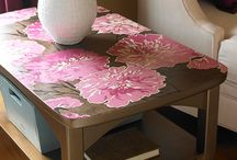Frugal Decor Using Wallpaper / by Frugal Decorating Diva