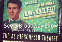 broadway / by Hannah Faires