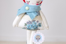 dolls ani / by Anahi Stelatto