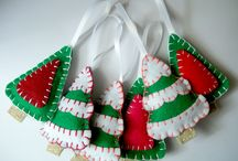 Felt Ornaments & Crafts / by Norma Snider