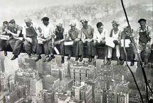 """28 de abril: Día Mundial de la Seguridad y la Salud en el Trabajo / """"El Día Mundial de la Seguridad y la Salud en el Trabajo en 2012 se centra en la promoción de la seguridad y la salud laboral en una economía verde. El mundo está evolucionando hacia una economía más verde y sostenible. Aunque ciertos trabajos sean considerados como 'verdes', las tecnologías utilizadas pueden proteger el medio ambiente pero no resultar en absoluto seguras. Los empleos verdes deben ser también seguros y saludables para los trabajadores y no sólo proteger el medio ambiente."""" OIT  / by Rosa Quintana"""