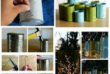 Tin Can Crafts! / by Jamie Gronlund-Moebes