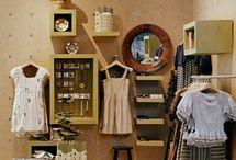 Pierpont - Visual Merchandising / by Rachel Beach - Pierpont Applied Design