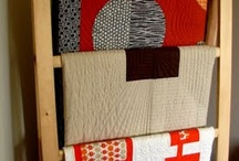 <Display those QUILTS> / Ideas for displaying your Quilts.  / by Sew Sweet Quilt Shop