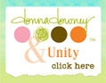 DONNA DOWNEY by UNITY / by Unity Stamp Company, Angela Magnuson
