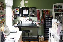 Scrapbook Room / by Julie Wallace