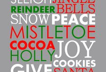 Holly Jolly Christmas / by Christa Williams