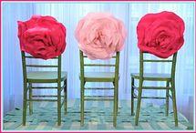 Chairs and Chair Covers / Chairs and Chair Covers / by Weddings In Iowa