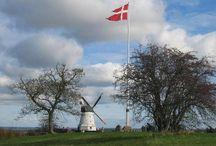 God Bless Denmark / My country of birth. / by Birgit Sabo