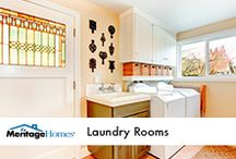 Laundry Rooms / by Meritage Homes