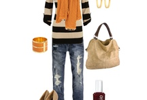 My Style: Jeans and a T-shirt, Ariat Boots / by Sherri Pohlman