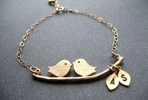 Jewelry  / by Anjelica O'Shea